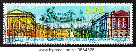 Postage Stamp France 1997 Versailles