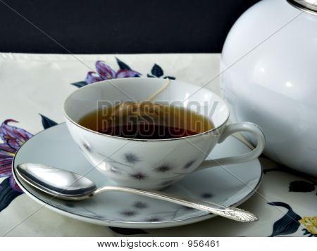 Tea & Teapot