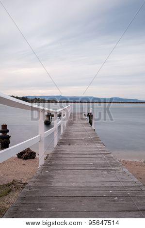 Pier Landscape