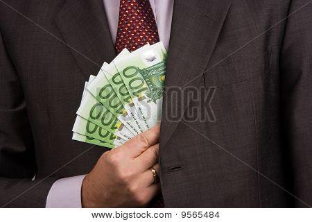 Gerente de dinheiro com?