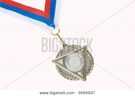 Silverred Medal