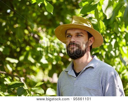 Handsome Young Farmer