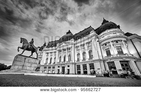 Bucharest University Library