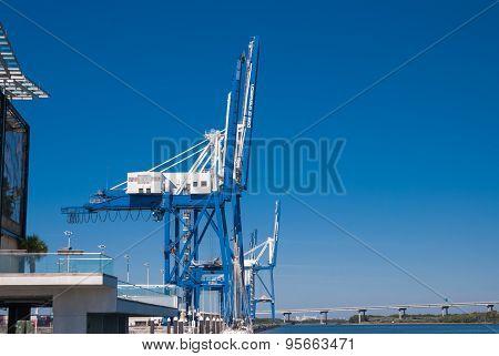 Charleston Port