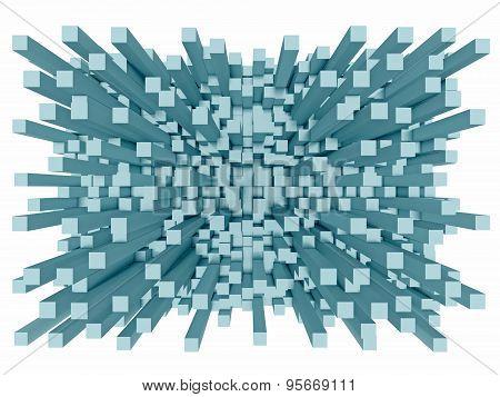 3D Big Explosion
