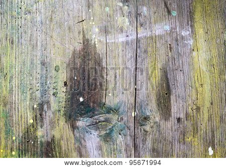 Colorful Wooden Texture