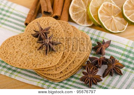 Biscuits With Spices