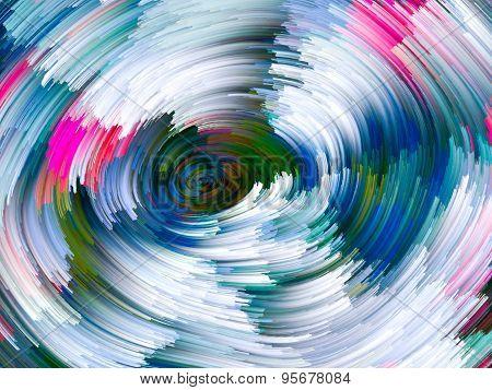Digital Color Vortex