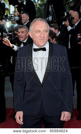 Francois Henri Pinault attend the 'Carol' premiere during the 68th annual Cannes Film Festival on May 17, 2015 in Cannes, France.