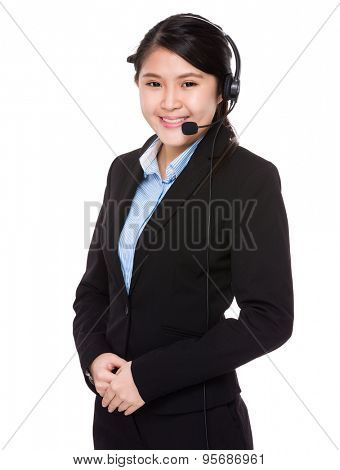 Telemarketing officer