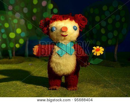Bear Coralgol.