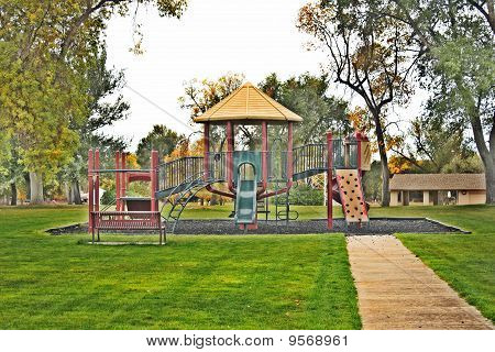 City  Park Play Ground