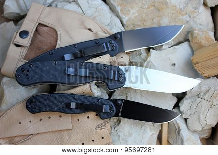 Three Knives - Three Rats