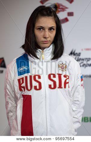 Viktoria Oleynikova, Silver Medalist