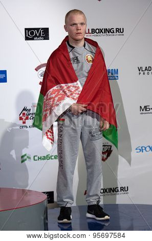 Kalechitz Andrew, Bronze Medalist