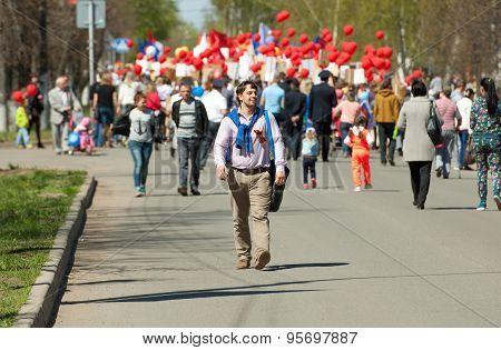 Parade Attender