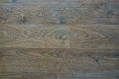stock photo of laminate  - dark wooden background  - JPG