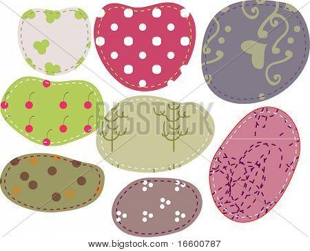 scrapbook pattern