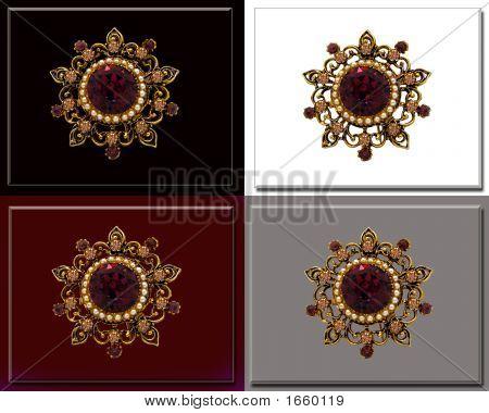 Jeweled Tiles