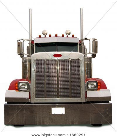 Camiones rojo