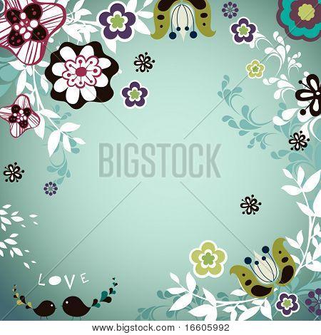 Flora Stoffdesign