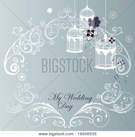 diseño de tarjetas de boda