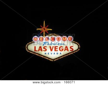 The Sign Of Las Vegas