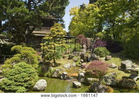 The Japanese Tea Garden Tea House