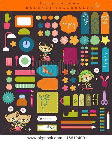 sweet scrapbook collection