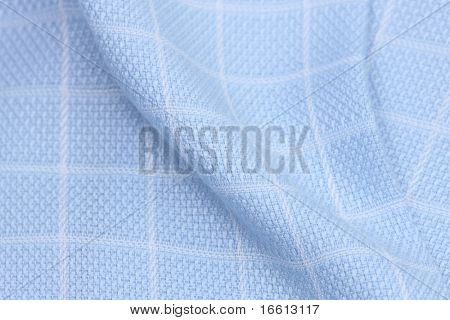 Blue Check Shirt (3)