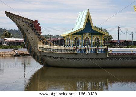 Omar Ali Saifuddien Mosque (Brunei)