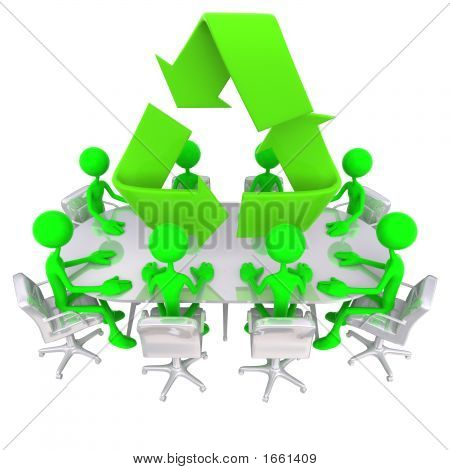 Recycle Meeting