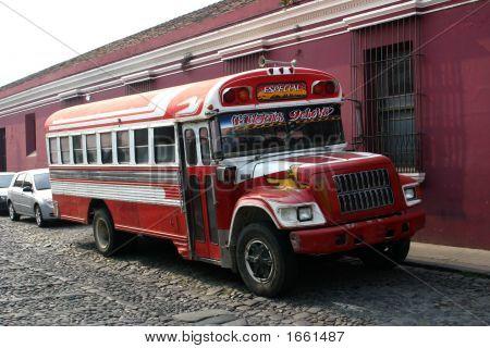 Guatemalan Bus