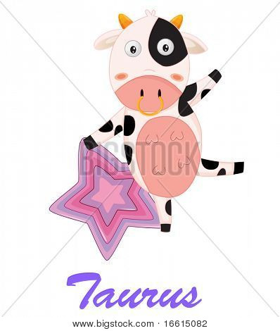 taurus star sign from series 1