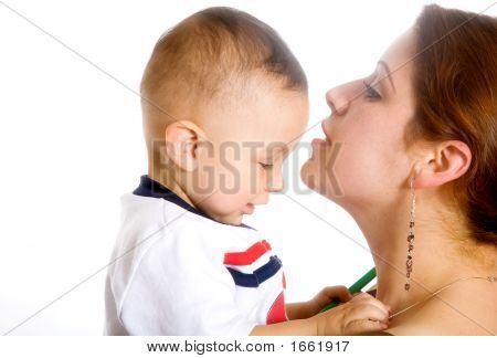 Baby And His Mum - Mothercare