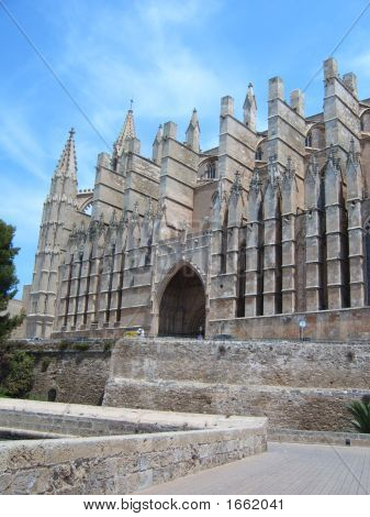 Cathederal In Palma