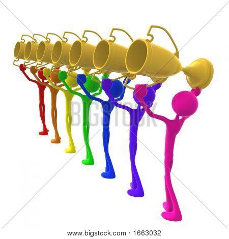 Full Spectrum Trophy Winner'S