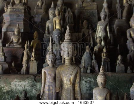 Figures Of Buddha
