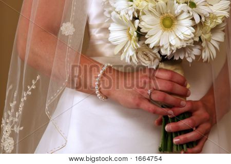 Bride Bouquet Ring