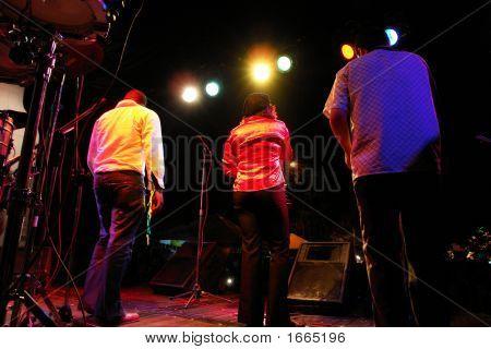 Cantantes De Salsa - Concert Live