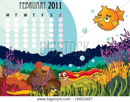Mês do ano calendário