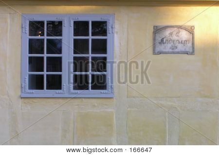House Of Hans Christian Andersen