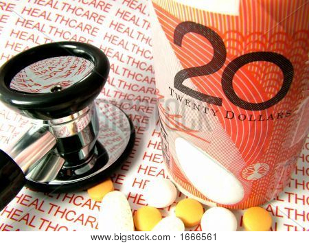 Healthcare Money Costs In Australia