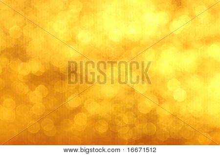 Christmas golden background.
