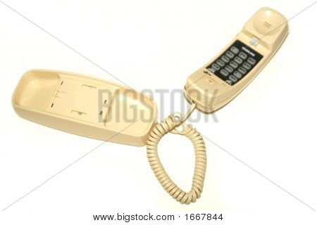 Phone Off The Hook.