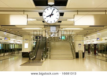 Hongkong underground