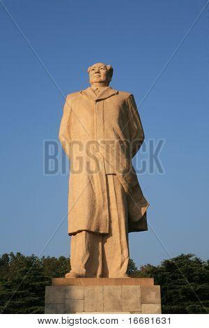 mao 's statue