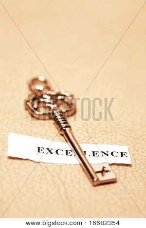 golden key for excellence