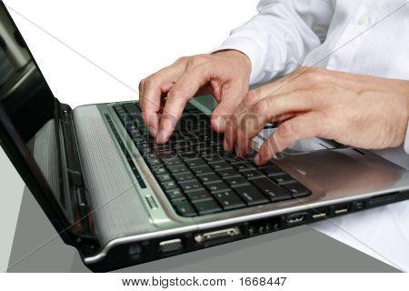 Hands Working