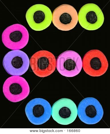 Fluorescent Allsorts